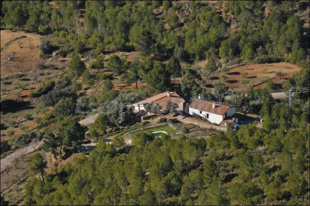 Casas Rurales Las Encinas Y Camaretas Casa Rural En Yeste Albacete