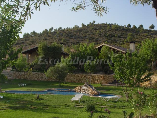 Fotos de la alberquilla casa rural en yeste albacete for Casa rural jaraiz de la vera