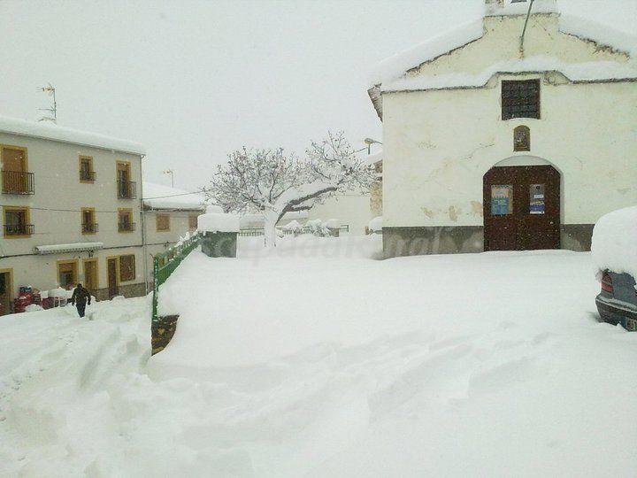 Fotos de casa chica y casa arriba casa rural en yetas de abajo albacete - Casas de citas en albacete ...