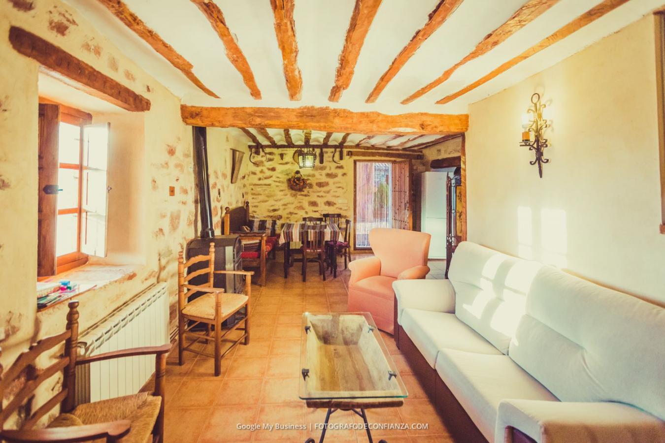 Fotos de finca spa vereda real casa rural en alcaraz for Casa actual