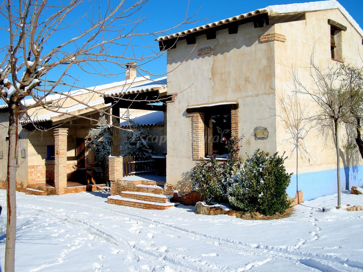 Fotos de casas rurales lagunas de ruidera casa rural en - Fotos casas rurales ...