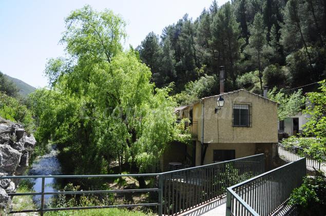 Molino del jaraiz casa rural en yeste albacete - Casa rural yeste ...