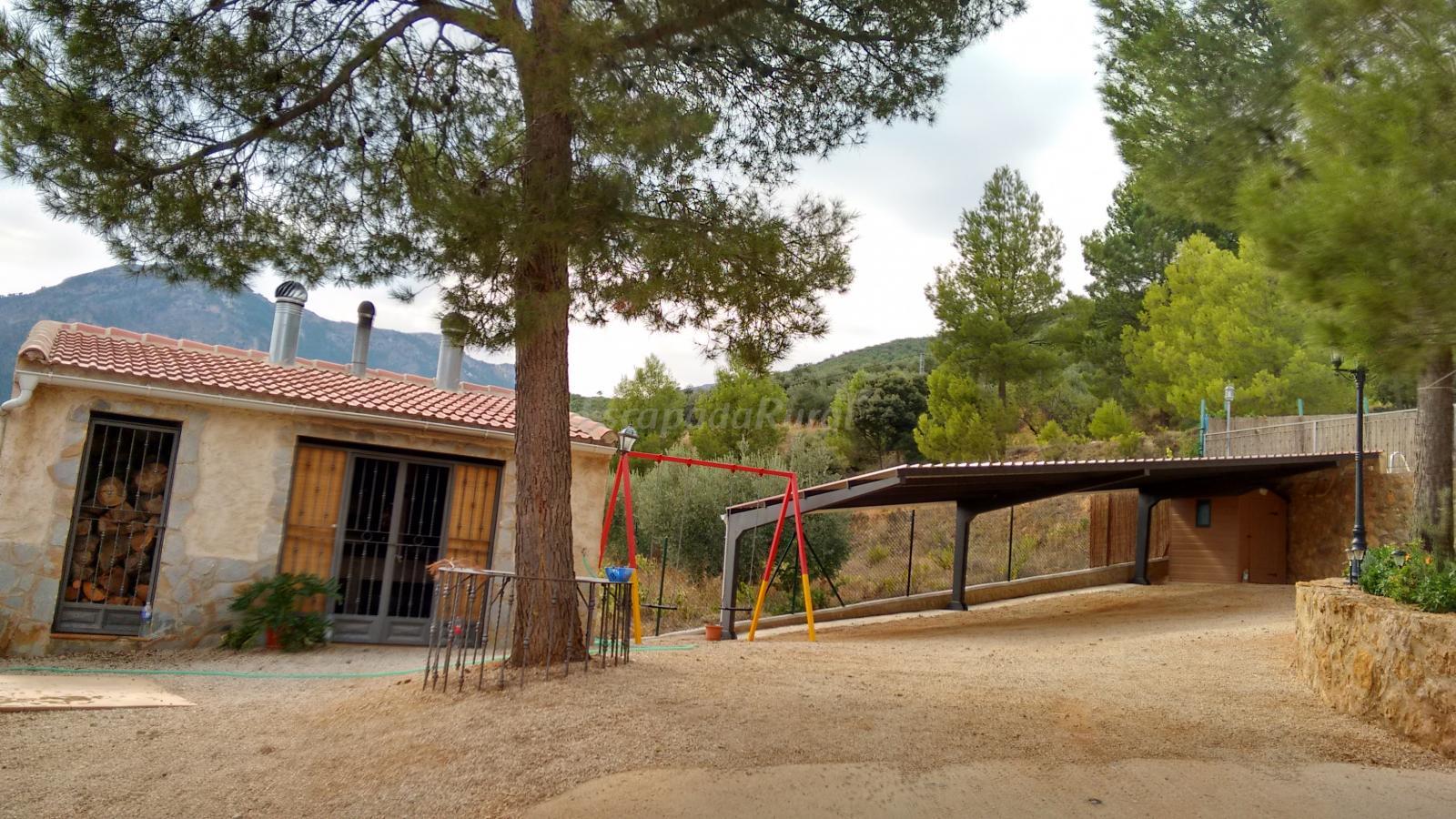 Fotos de casas rurales cerro lobo casa rural en yeste - Fotos casas rurales ...