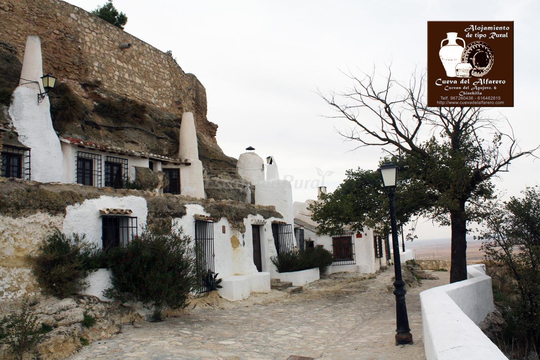 Fotos de cueva del alfarero casa rural en chinchilla de monte arag n albacete - Casas de citas en albacete ...