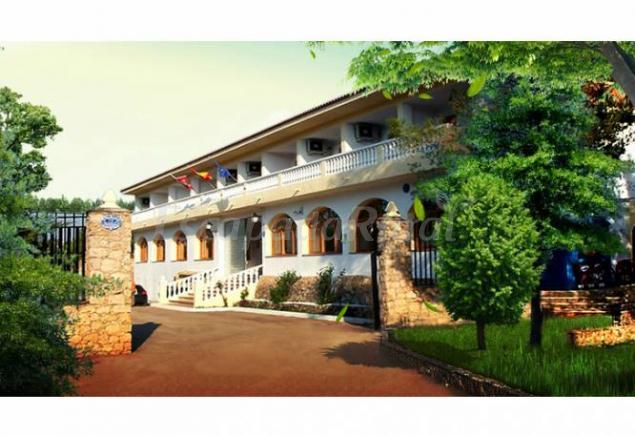 La fuente complejo tur stico casa rural en casas de ves albacete - Casas de citas en albacete ...
