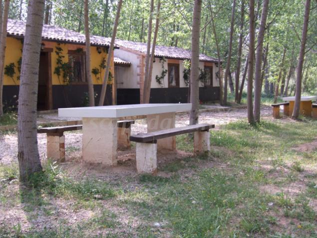 Casas rurales vado del r o tus casa rural en yeste albacete - Casa rural yeste ...