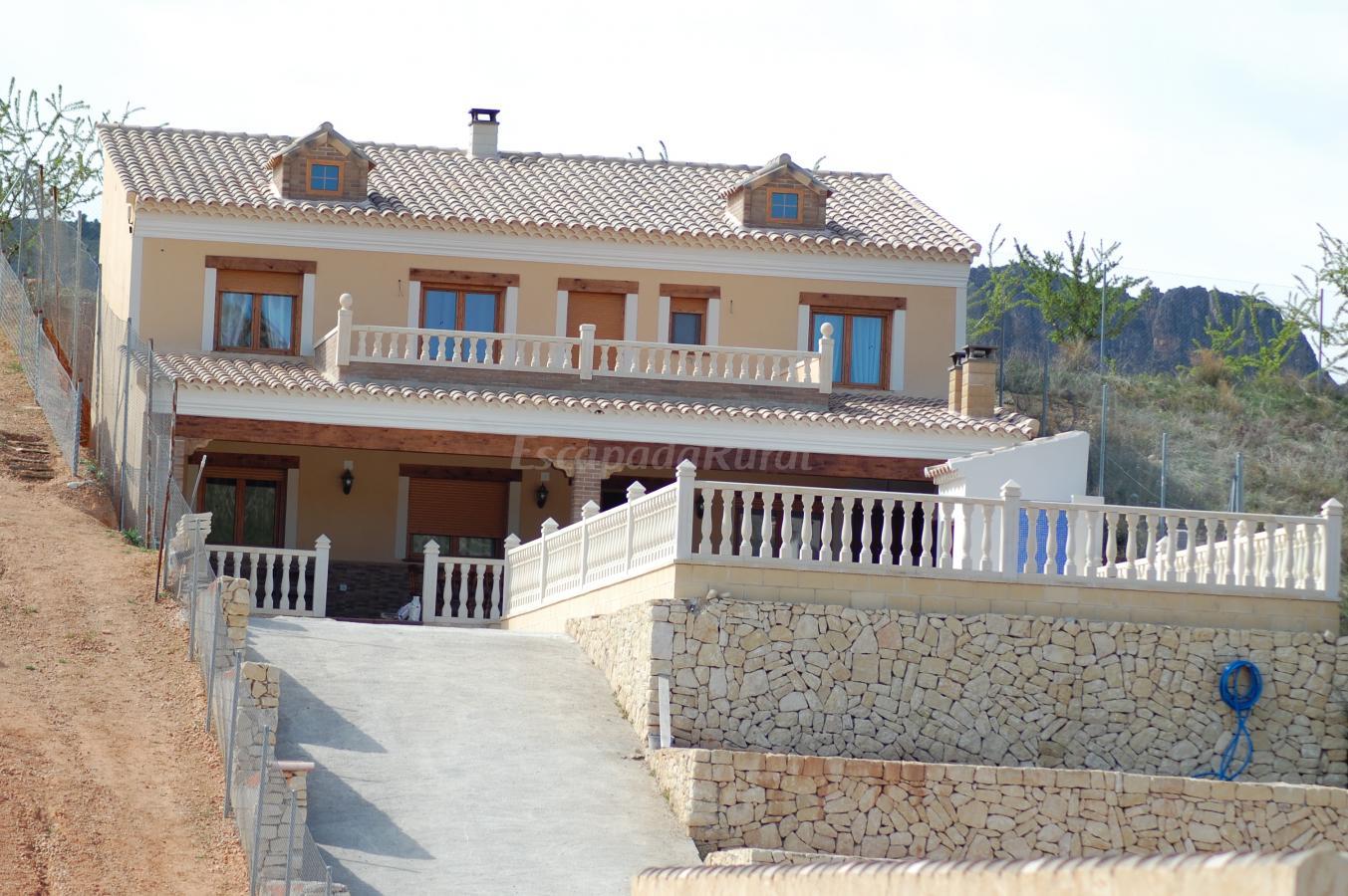 Fotos de casa rural el cerrico casa rural en elche de la sierra albacete - Casas de citas en albacete ...