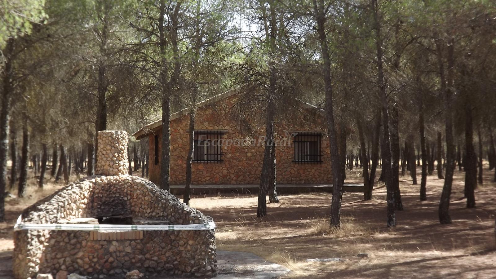 Fotos de la lagunilla golf casa rural en el bonillo - Casas rurales e ...