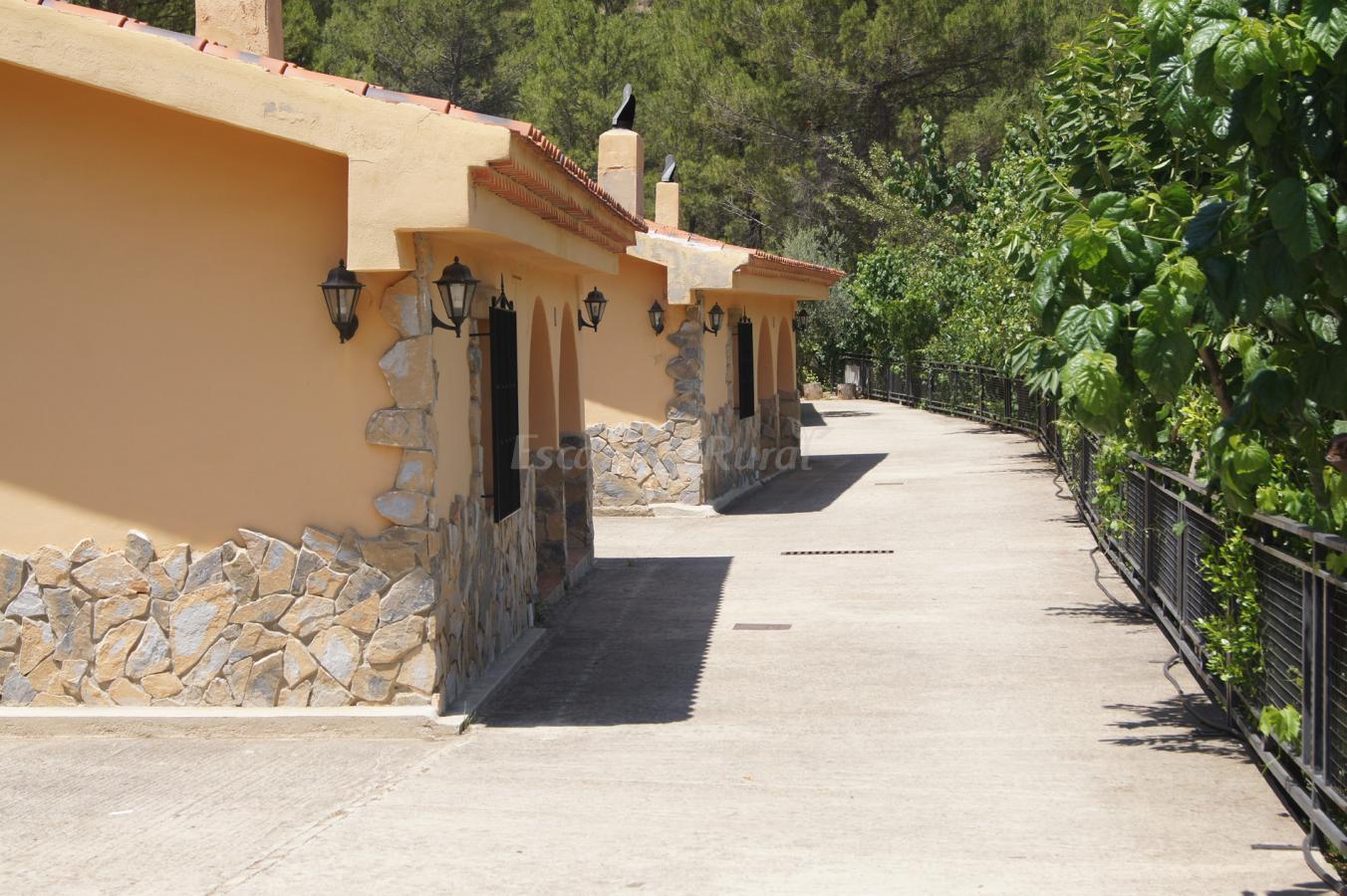 Bahia Del Rio Segura Casa Rural En Yeste Albacete