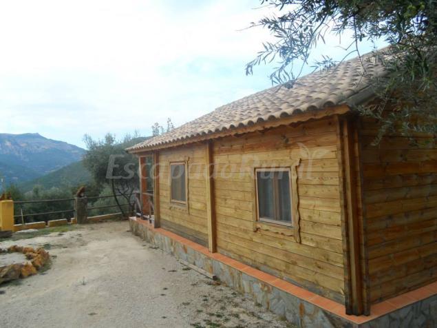 Casas rurales el nogueral casa de campo em g ntar albacete - Casas rurales en el campo ...