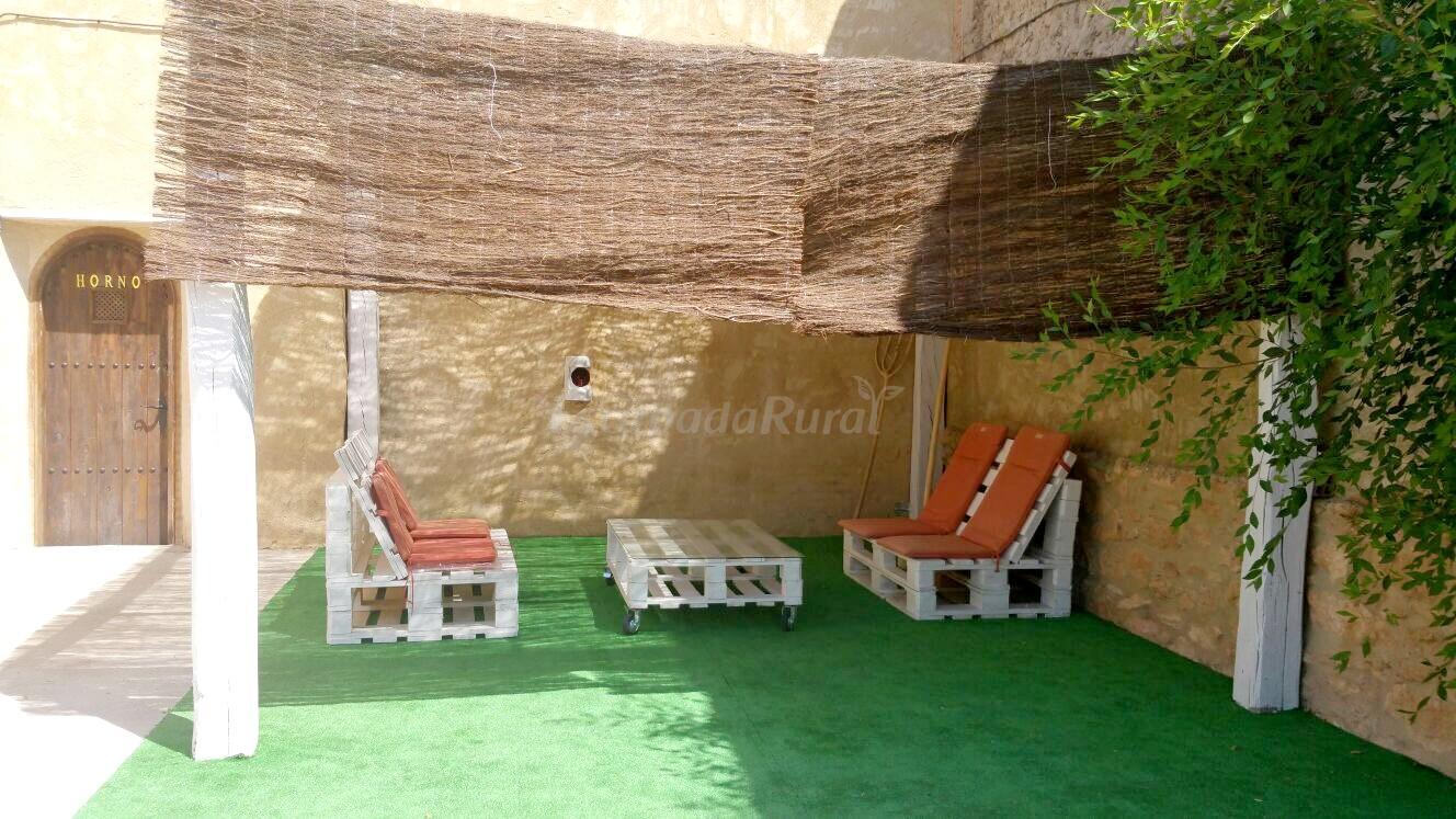 Fotos de casa rural del horno casa rural en la felipa for Casa rural jardin del desierto tabernas