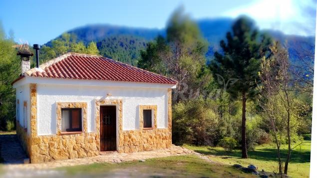 Casa rural cueva ahumada casa rural en villaverde de - Rio mundo casas rurales ...