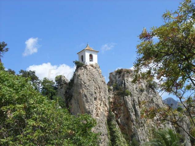 Casas rurales en el castell de guadalest alicante - Casa rural guadalest ...