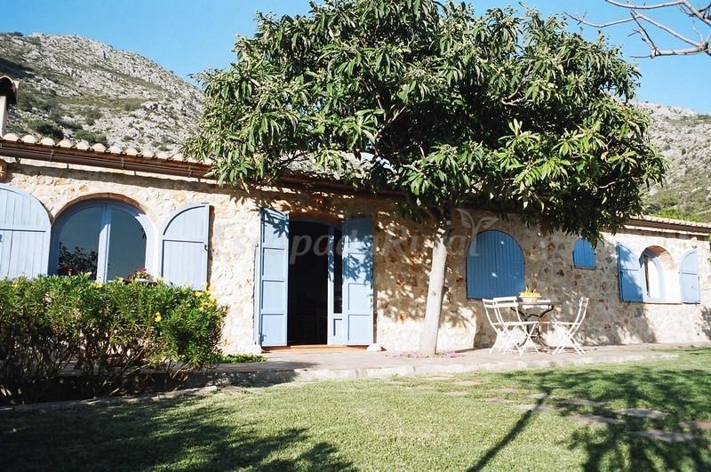 Fotos de casa rural el sequer mediterraneo rural casa for Casas rurales alicante con piscina