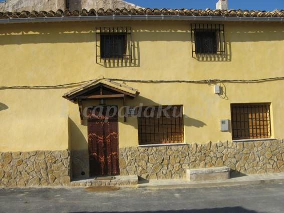 Casa rural gemma casa rural en la romana alicante - Alquiler casa rural alicante ...