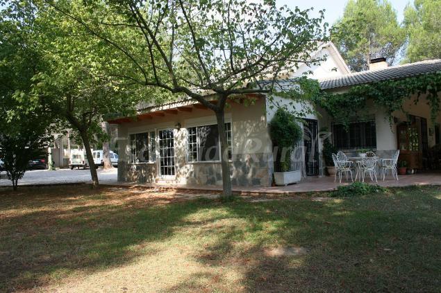Casa rural aire casa rural en muro de alcoy alicante - Casa rural alcoy ...