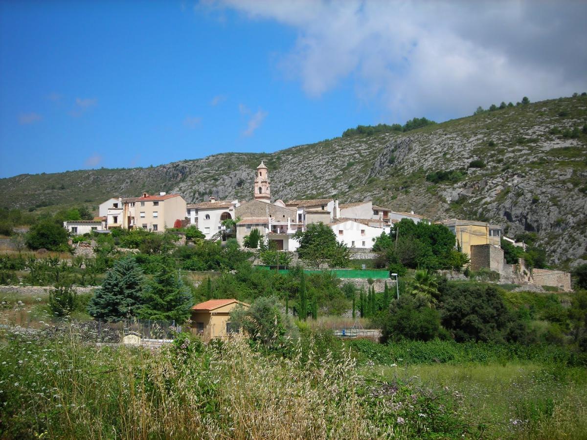 Fotos de la barcella casa de campo embenissili alicante - Casas de campo en alicante ...