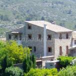 Casas rurales el forn casa rural en vall de gallinera alicante - Alquiler casa rural alicante ...