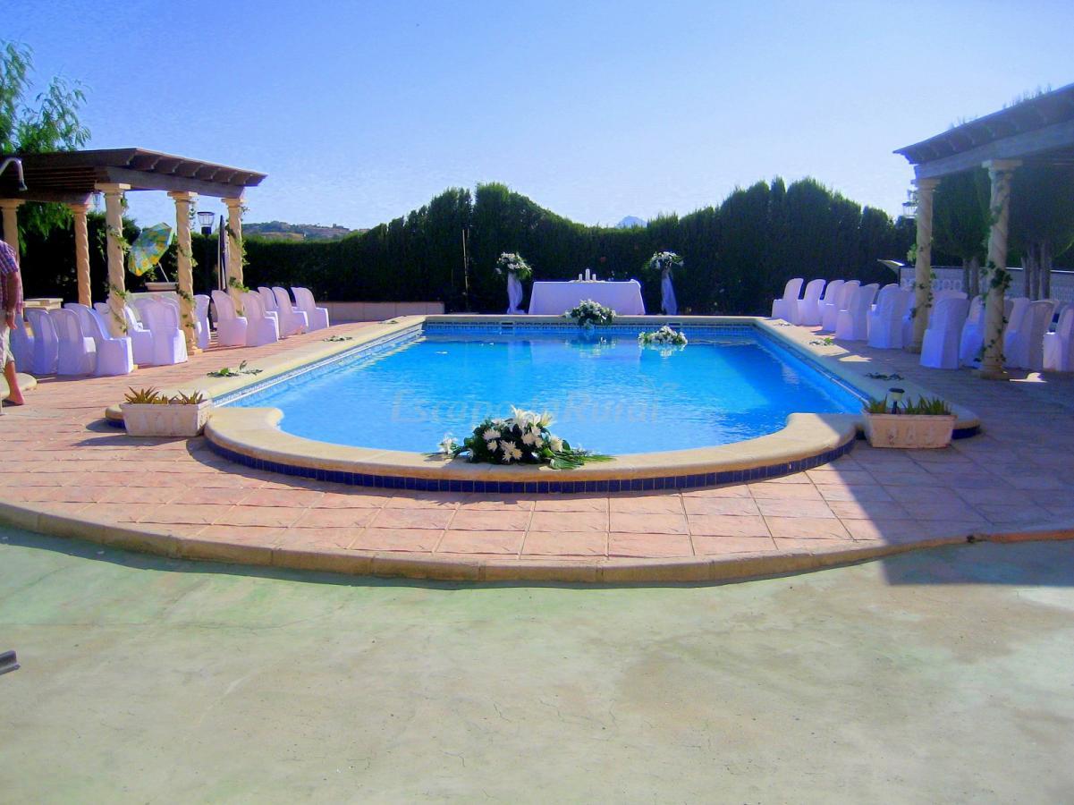 Casa Rural Finca Bon Any Casa Rural En Mutxamel Alicante  # Muebles Muchamiel Alicante