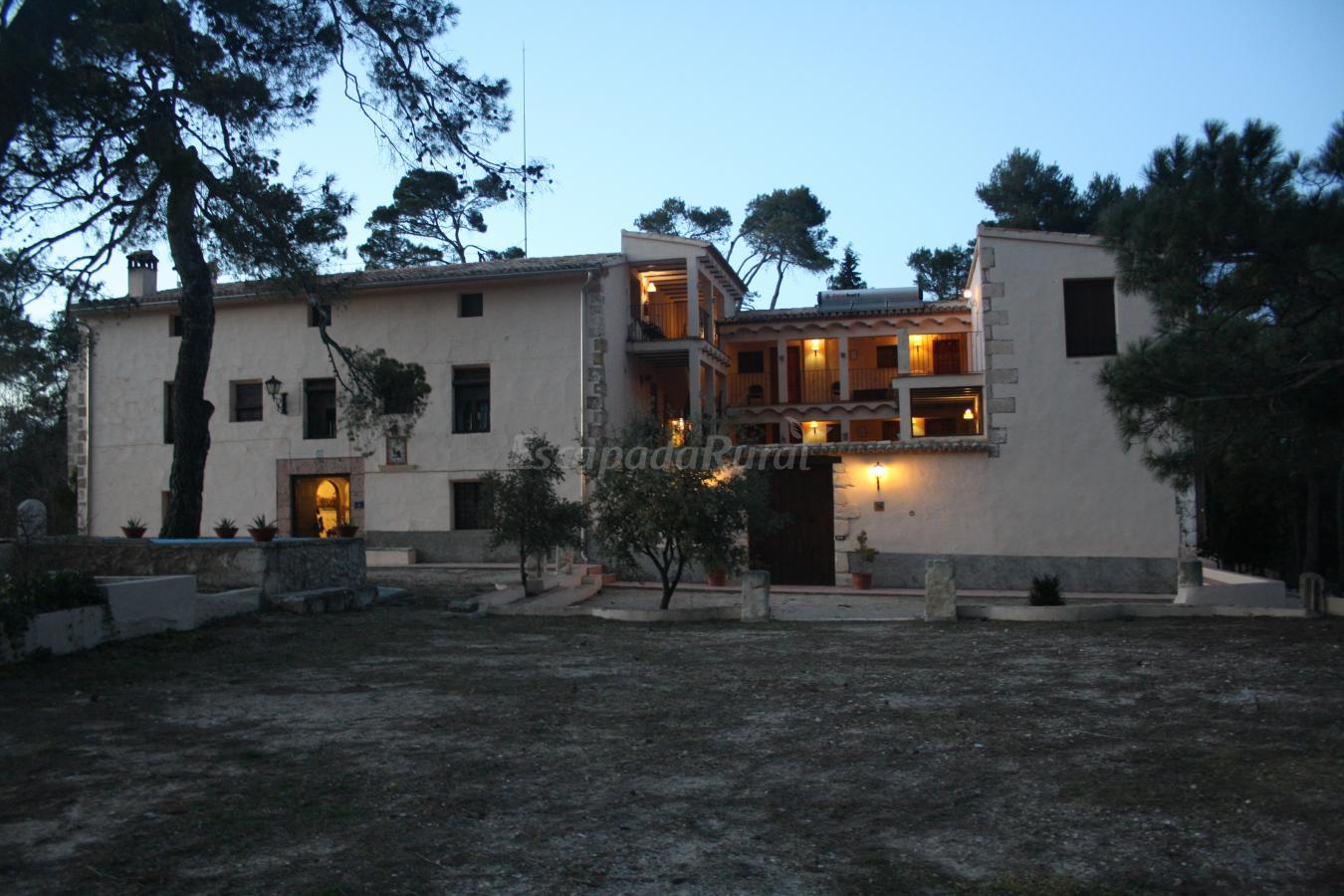 Fotos de casa rural mas a la safranera casa rural en alcoi alcoy alicante - Casa rural alcoy ...