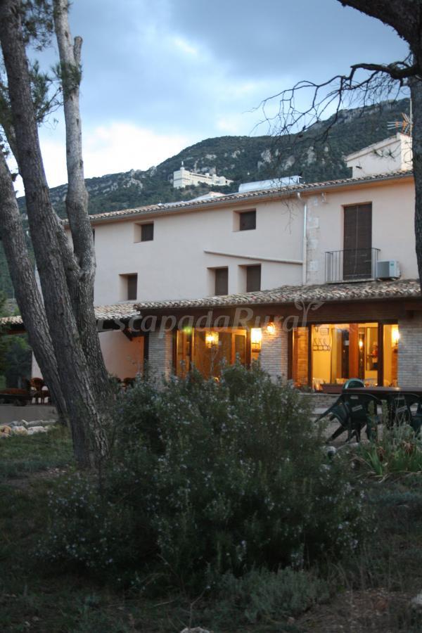 Foto di casa rural mas a la safranera casa rural en - Casa rural alcoy ...