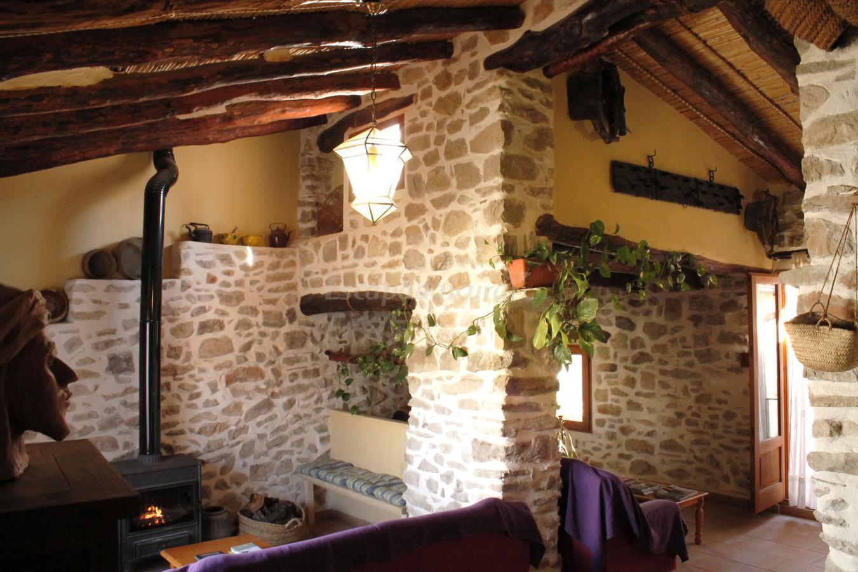 Fotos de casa rural el castellot casa rural en vall de gallinera alicante - Casa rural para 2 ...