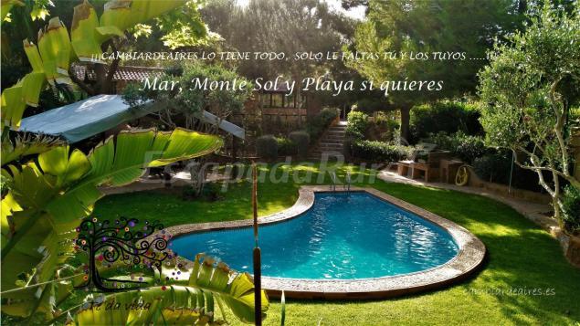 315 casas rurales con piscina en comunidad valenciana - Camping en navarra con piscina ...