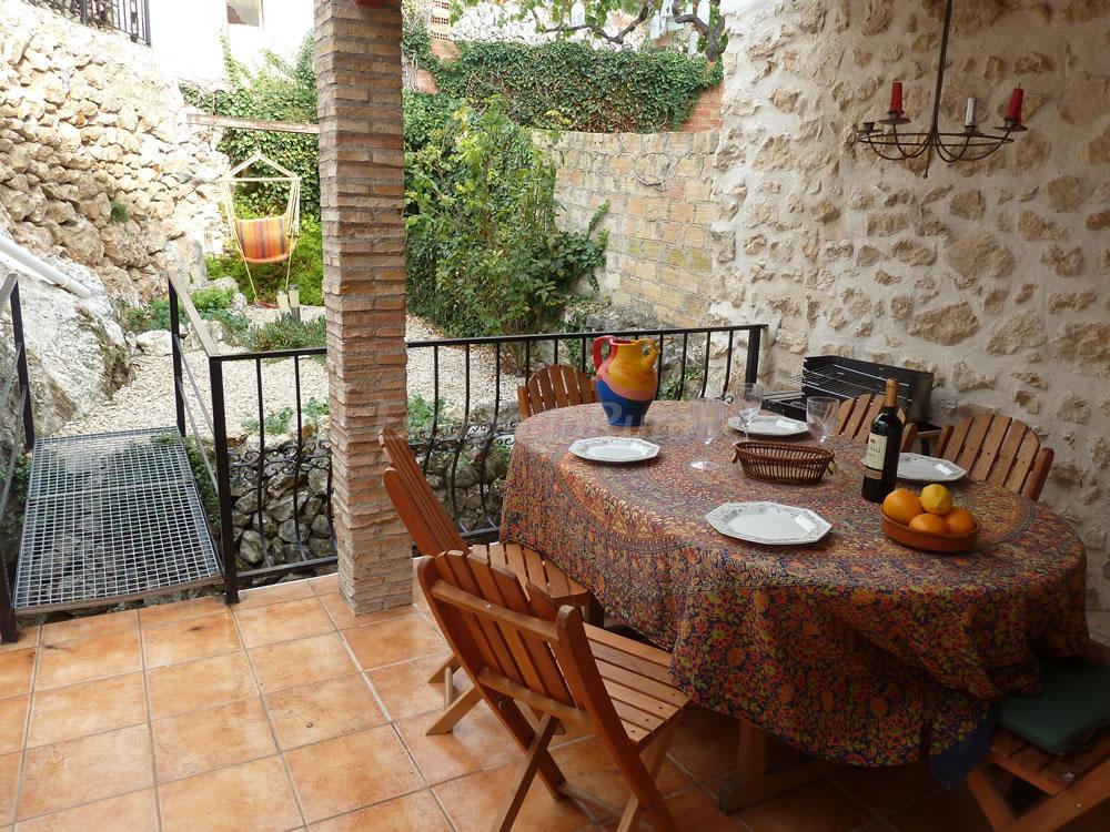 Fotos de casa serrella y casa aitana casa rural en abdet alicante - Casa rural guadalest ...