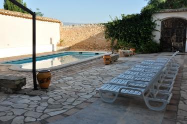 741 casas rurales en comunidad valenciana for Casas rurales con piscina comunidad valenciana