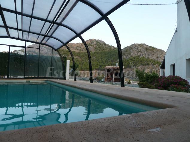 Casas rurales con piscina climatizada en almer a - Casa rural con piscina climatizada asturias ...