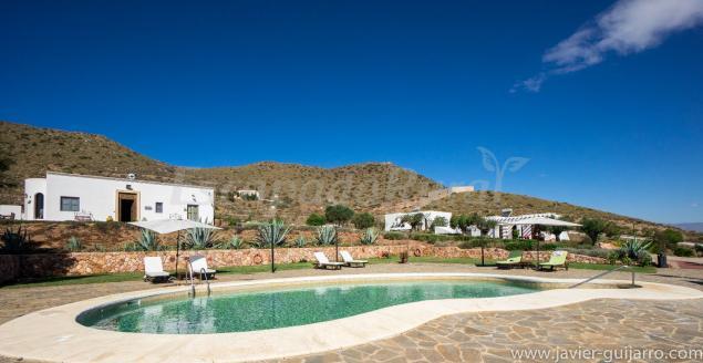 Hotel y apartamento rurales villa maltes casa rural en san jos almer a - Alquiler de casas en san jose almeria ...