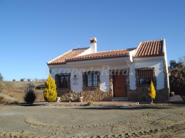 Cortijo La Encina Casa Rural En Oria Almeria