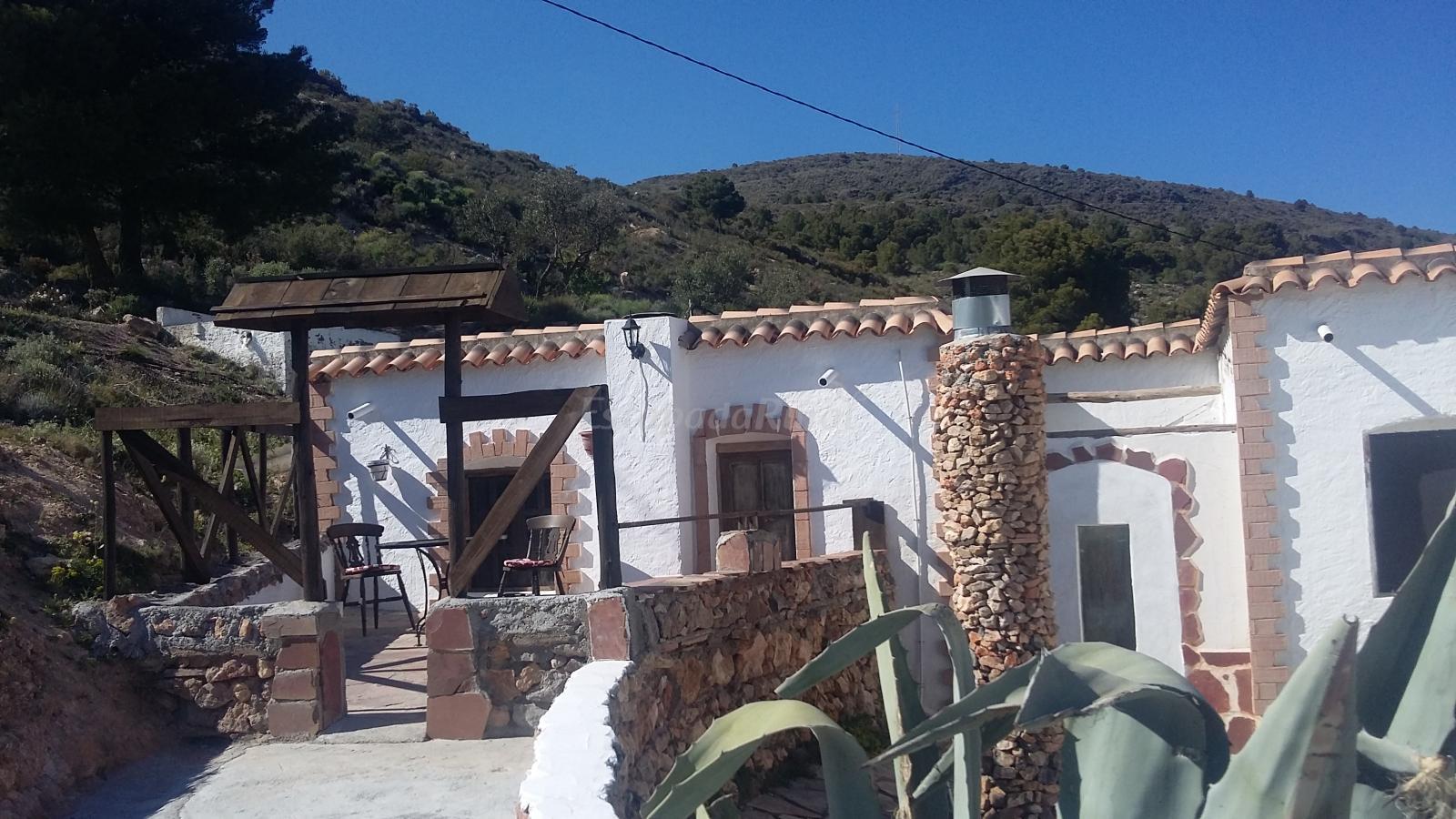Fotos de las tres patas complejo rural casa rural en enix almer a - Casas rurales en lastres ...