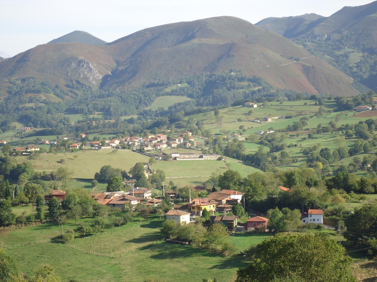 Fotos de casa rural la llana i casa rural en pilo a - Fotorural asturias ...