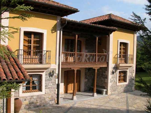 Casa rural la faya casa rural en cangas de on s asturias - Casas rurales asturias 2 personas ...