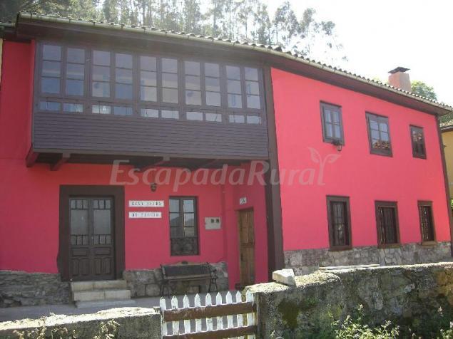 Casa avelino casa rural en pravia asturias - Casa rural pravia ...