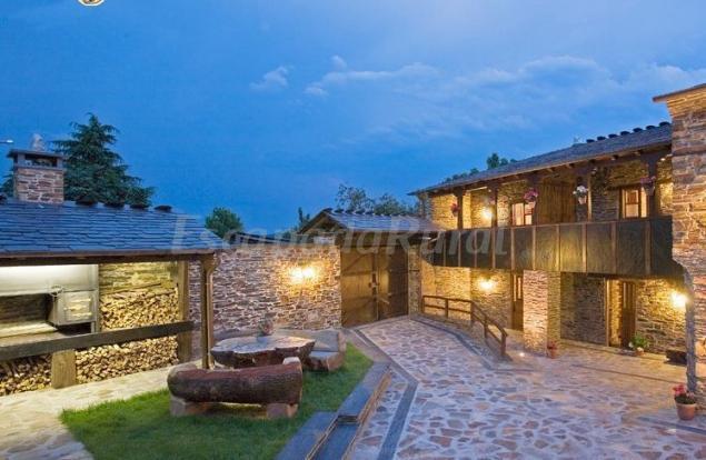 Casas rurales en asturias for Casas baratas en sevilla y provincia