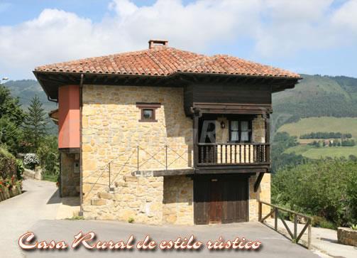 Fotos de casa pucho casa de campo em beloncio asturias - Casa de campo asturias ...