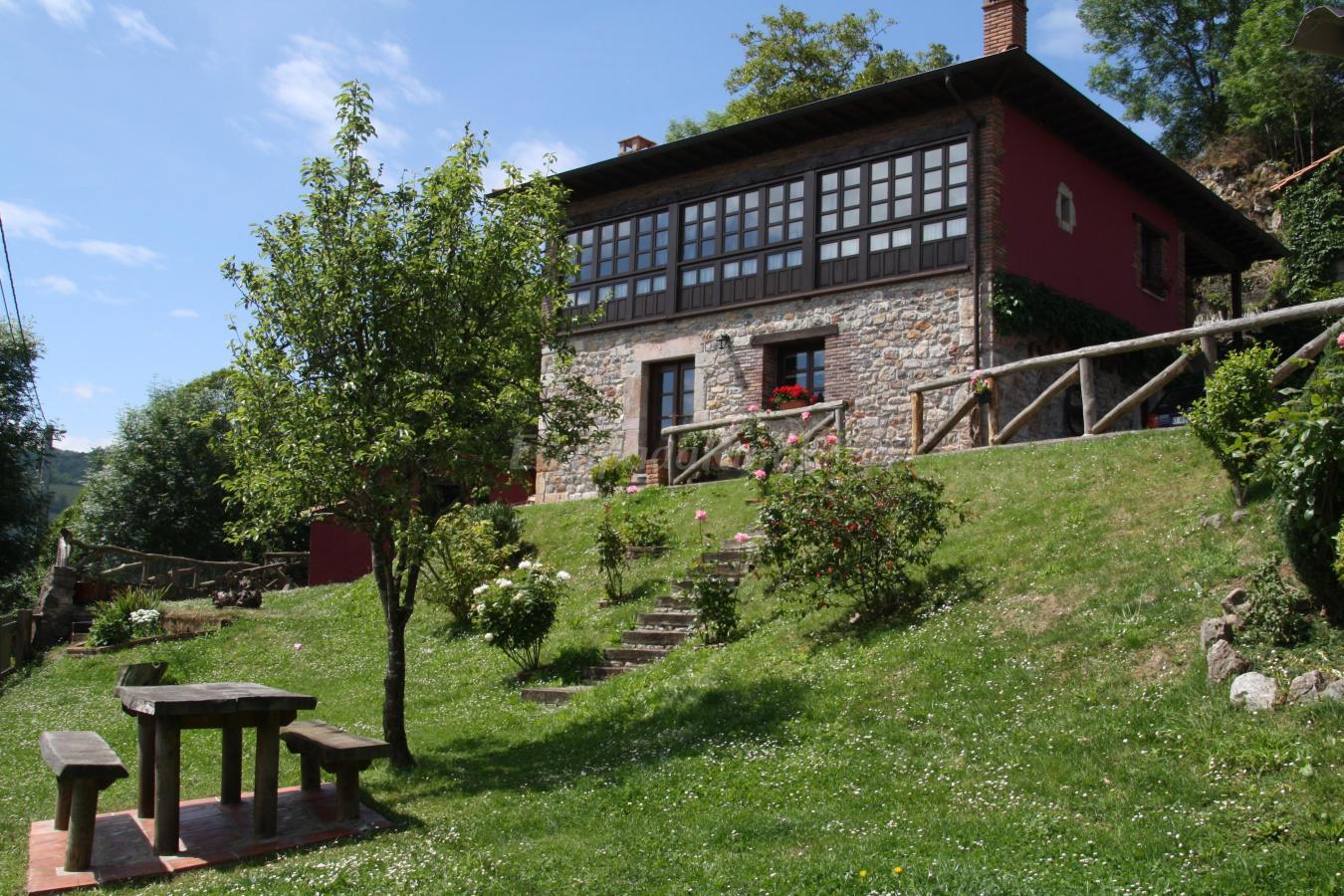 Fotos de casa rural el trechal casa rural en parres - Casa rural colmenar de oreja ...