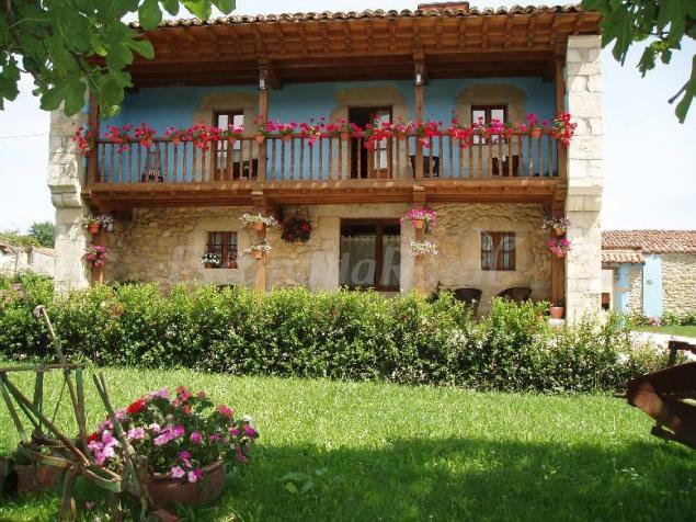 Las helgueras casa rural en noriega asturias - Casas rurales asturias 2 personas ...