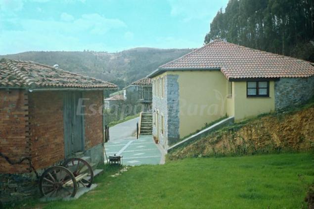 La casona del cura iv casa rural en pravia asturias - Casa rural pravia ...