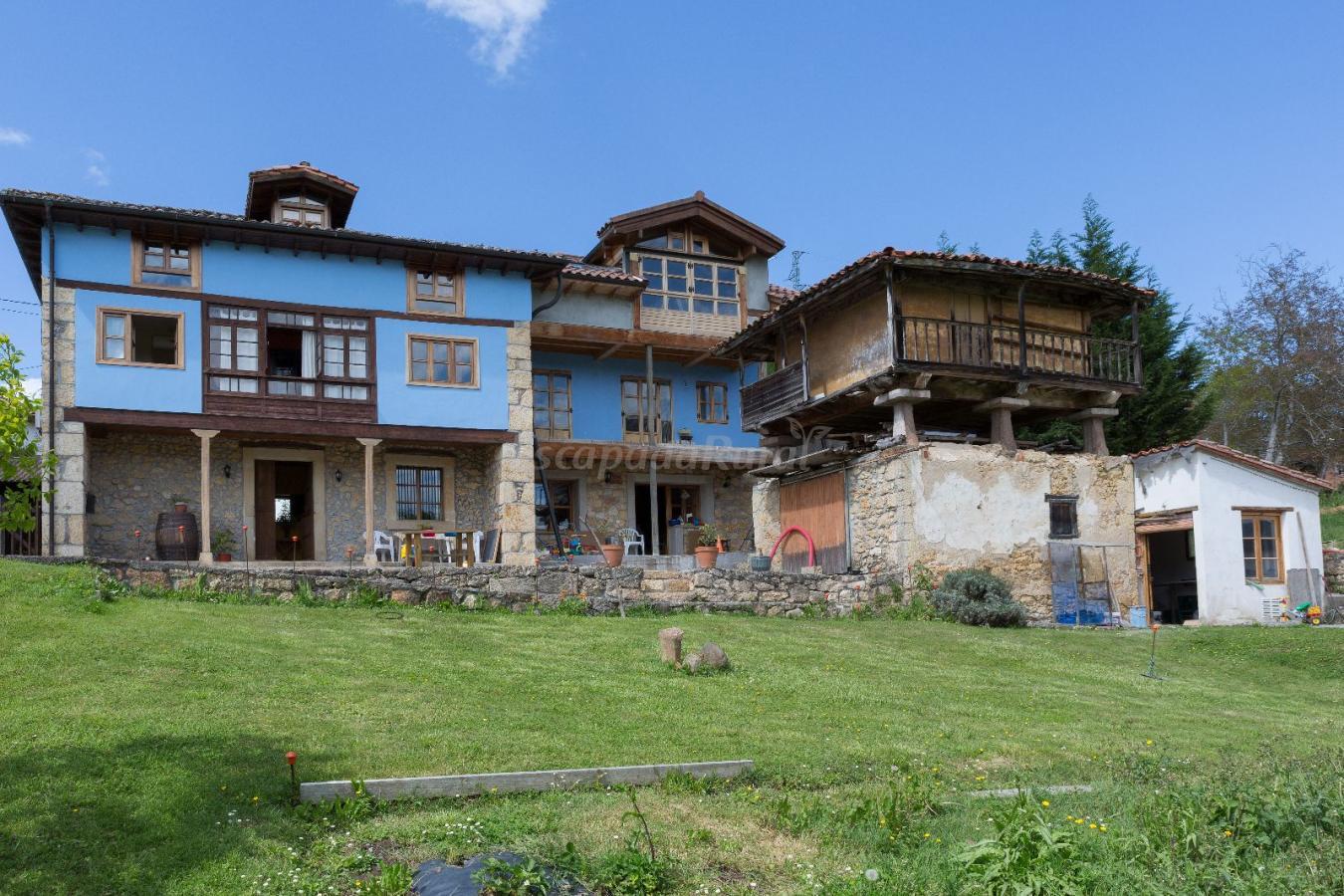 Fotos de el bohio casa de campo em arriondas asturias - Casa de campo asturias ...