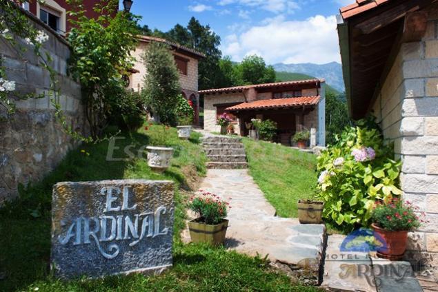 El ardinal casa rural en cabrales asturias - Casa rural cabrales ...