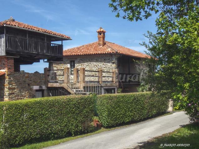 La casa del campo 2 casa rural en cudillero asturias - Casa de campo asturias ...