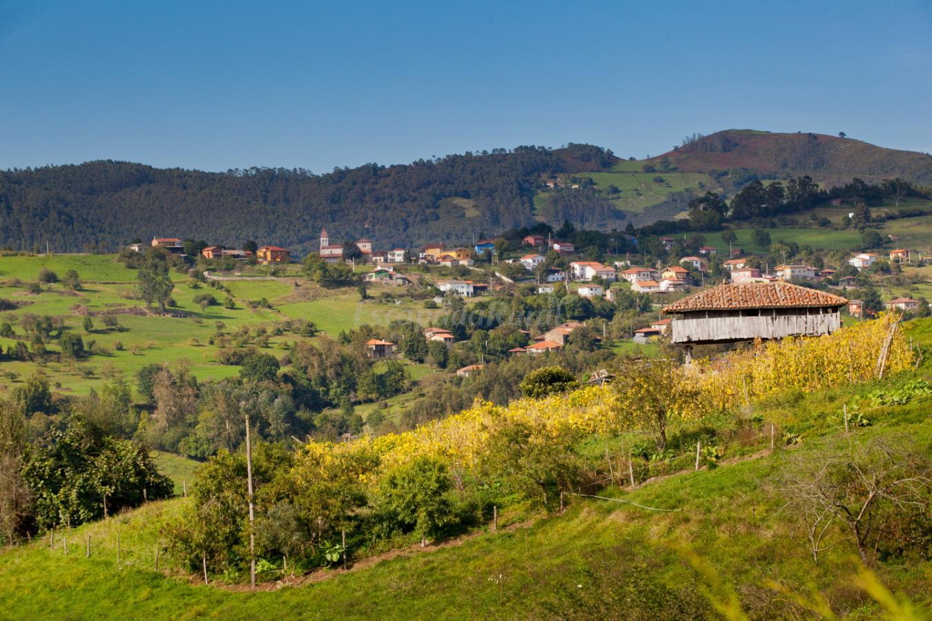 Foto di casas rurales iberia casa vacanze acandamo - Fotorural asturias ...