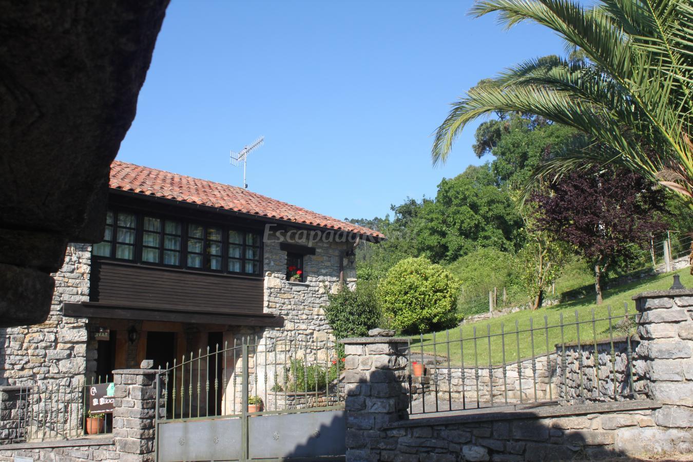 Fotos de el olivar casa de campo em villaviciosa asturias - Casa de campo asturias ...