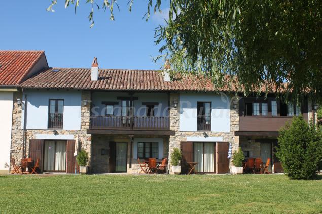 La quintana del gallo casa de campo em villaviciosa asturias - Casa de campo asturias ...