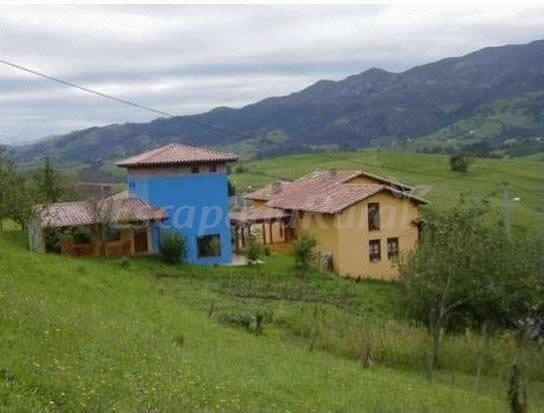 Hotel rural valleoscuru casa rural en llanes asturias - Casas rurales asturias 2 personas ...