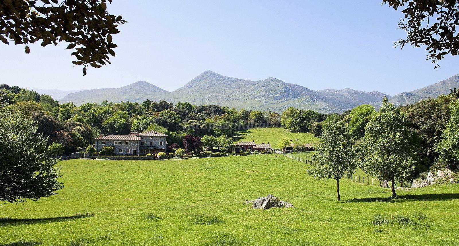 Fotos de hotel arredondo casa rural en llanes asturias - Fotorural asturias ...