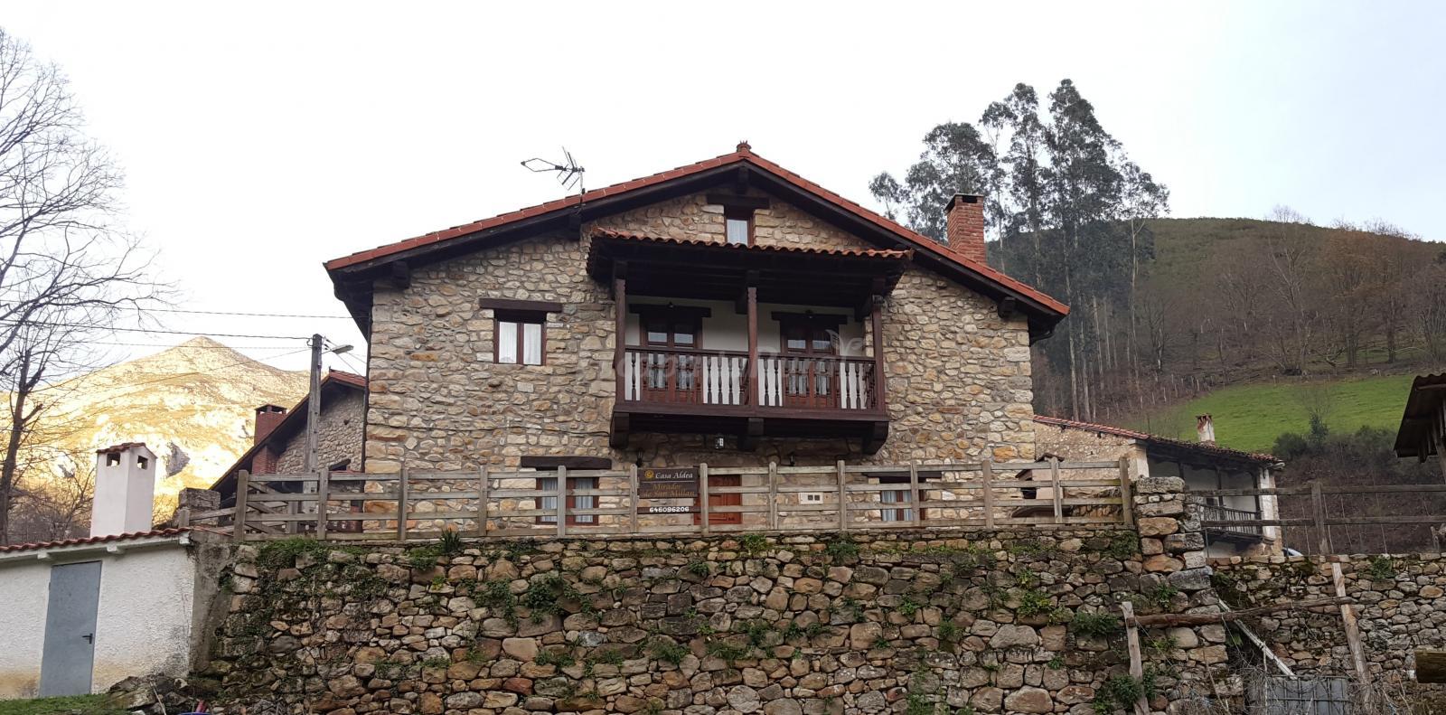 Fotos de casa rural mirador de san mill n casa rural en - Casas de millan fotos ...